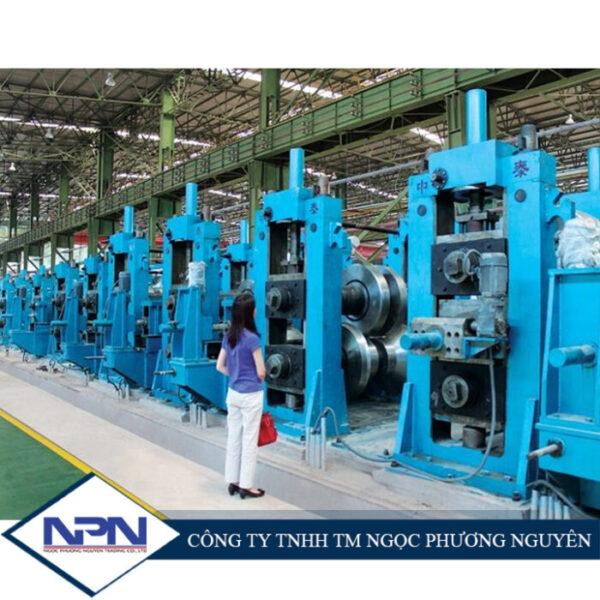 Dây chuyền sản xuất ống/hộp hàn dọc BNF-P660