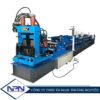 Máy cán xà gồ C/U hoàn toàn tự động 300-500mm BNF-C/U
