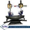 Máy đánh bóng sản phẩm hình đĩa 2 đầu CNC ADV-601B