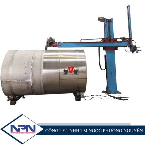 Máy đánh bóng thân bồn chứa công nghiệp ADV-701