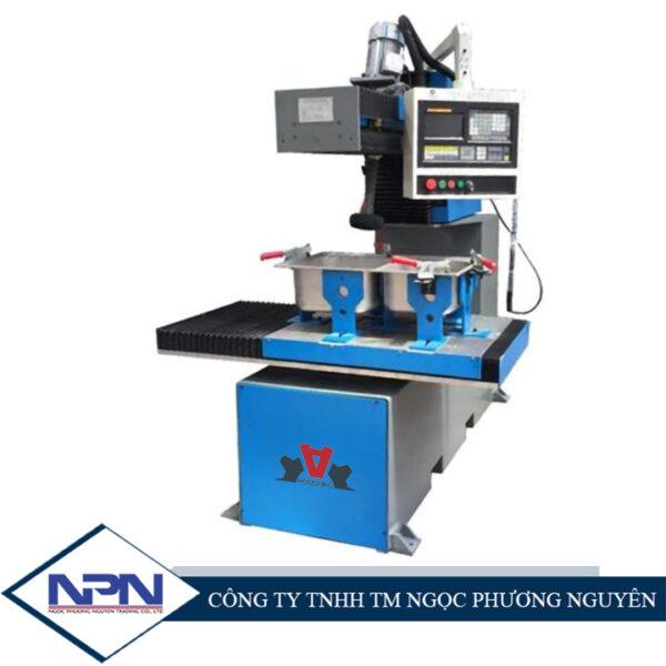 Máy đánh bóng bồn rửa inox ADV-202D