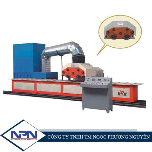 Máy đánh bóng đa năng (ống tròn, ống hộp, tấm) công nghiệp ADV-304C