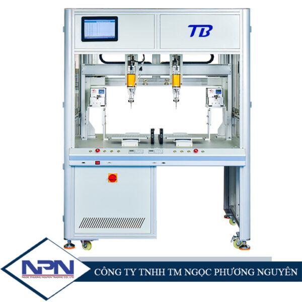 Máy bắn vít tự động CNC TB-PE19 (2 súng, 2 máy cấp vít)