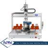 Máy bắn vít tự động CNC TB-PE07 (Phễu rung cấp vít)