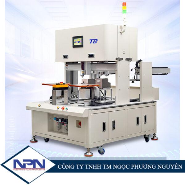 Máy bắn vít tự động 6 trục CNC TB-PE24 (Cánh tay robot tự động chuyển phôi)