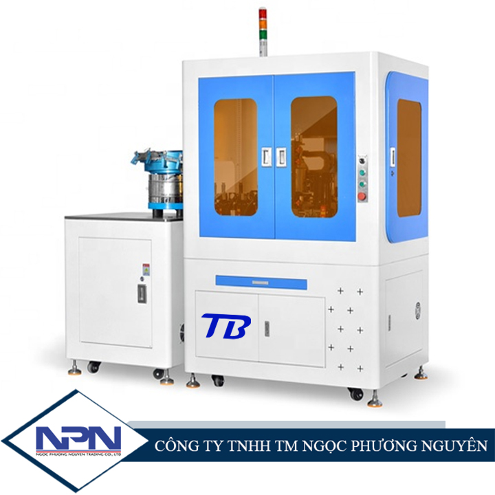 Máy phân loại quang học tự động cho ốc vít TB-1500
