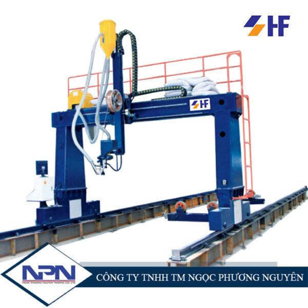 Cổng hàn thông minh điều khiển tự động HF-M1000