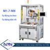 Máy bắn vít kết hợp tra keo tự động CNC TB-PE01