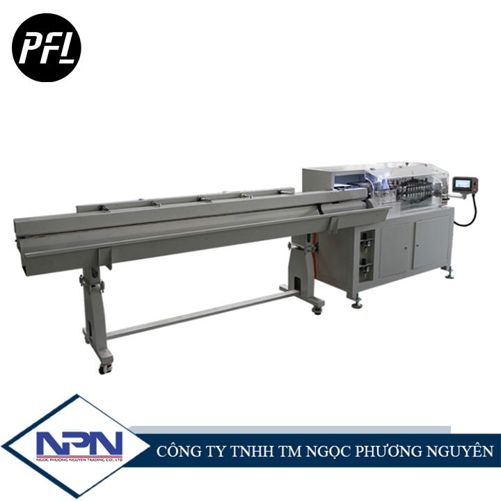 Máy cắt ống cao su bện vải tự động PFL-SA-BW5080