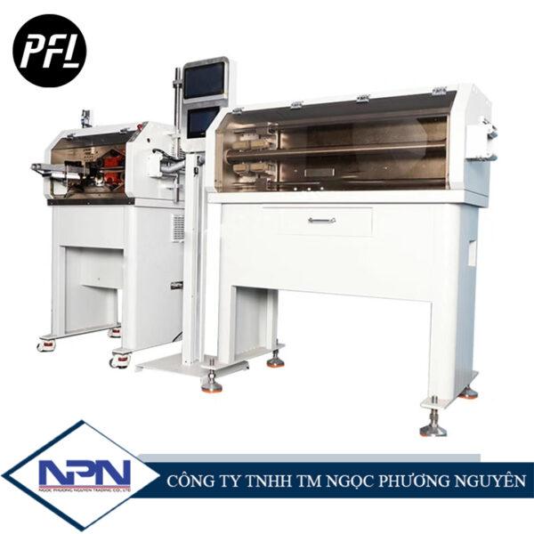 Máy cắt và mở rộng ống nhựa tự động PFL-SA-BW5060