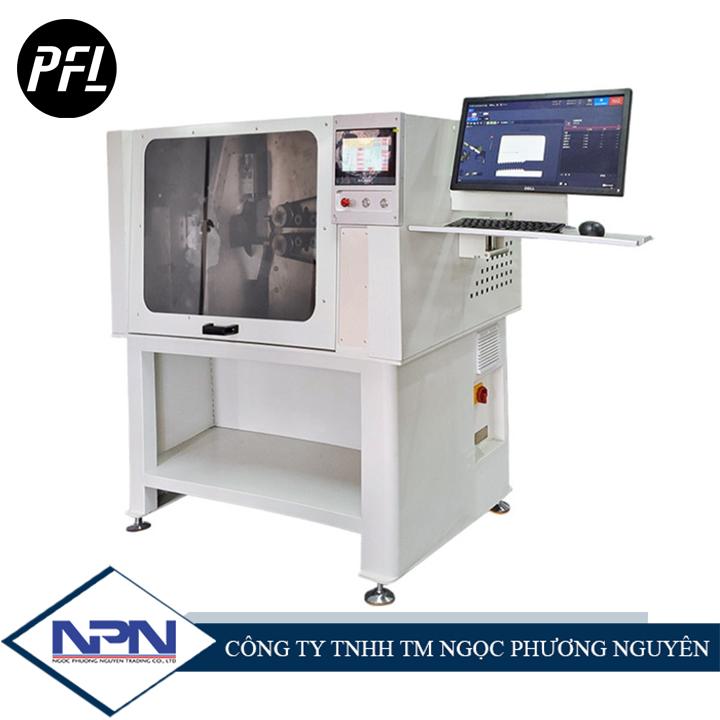 Máy cắt ống thở y tế tự động PFL-SA-1040S