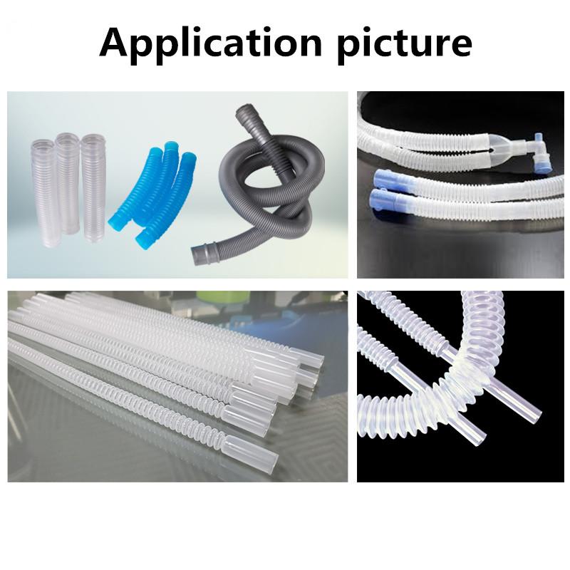 Máy cắt ống nhựa mềm tự động PLF-SA-1050S