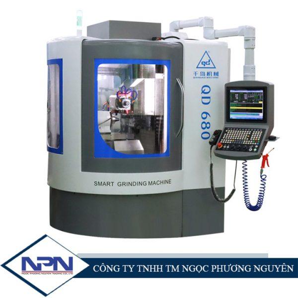 Máy mài công cụ 6 trục CNC QD680