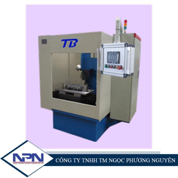 Máy tán đinh CNC cho nắp đầu xi lanh ô tô TB-JM8-SK