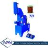 Máy tán đinh đệm phanh TB-Đ3