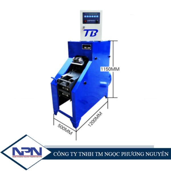 Máy tán đinh đệm phanh TB-Đ4