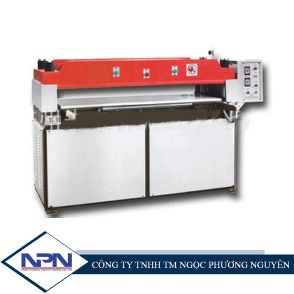 Máy cắt nylon bốn cột thủy lực
