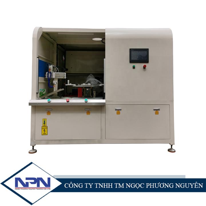 Máy hàn cảm ứng tần số cao ống dầu