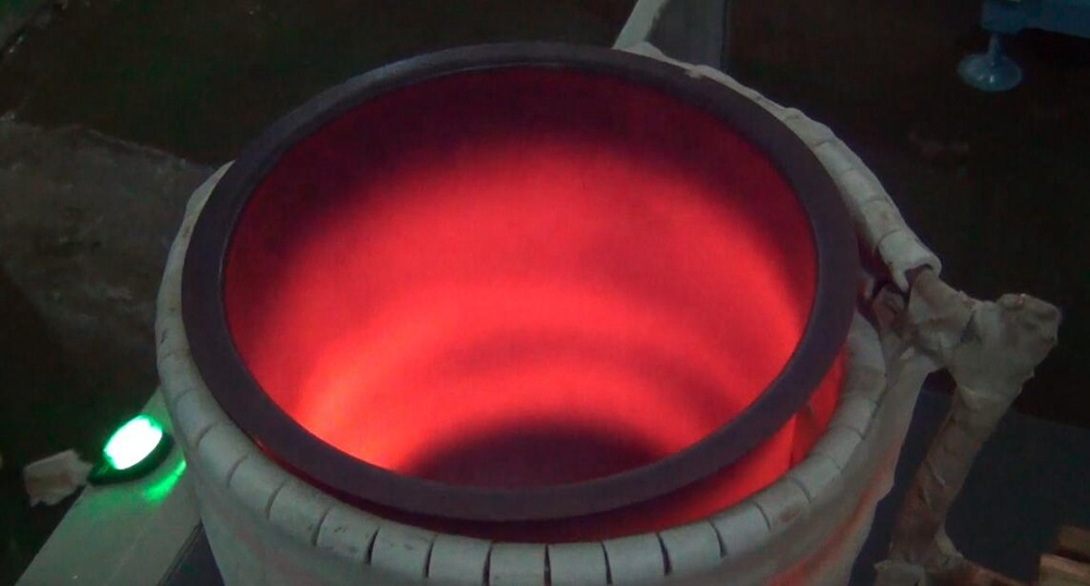 Máy ủ cảm ứng cho thép không gỉ