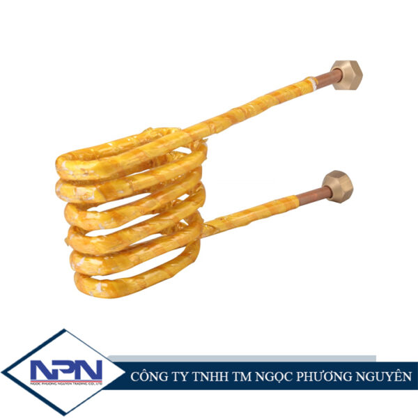Cuộn dây cảm ứng cho lò nung chảy