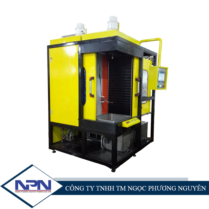 Máy xử lý nhiệt cảm ứng cho kim loại cứng