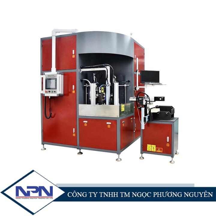 Máy gia nhiệt cứng cảm ứng tùy chỉnh cho trạm quay