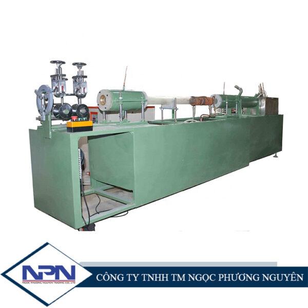 Máy ủ cảm ứng cho ống đồng