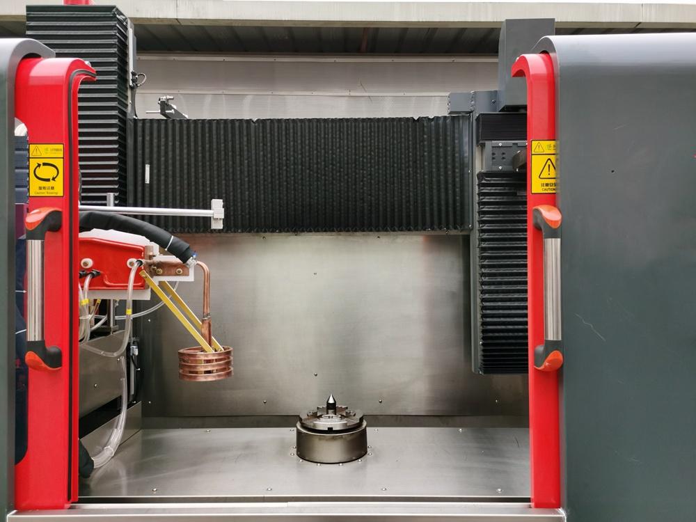 Máy gia nhiệt cứng cảm cho bánh răng kim loại