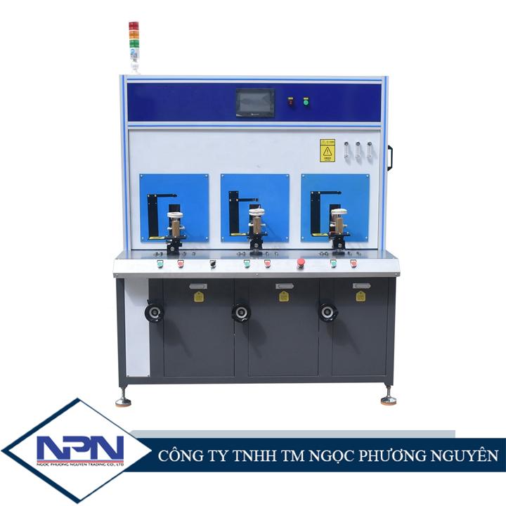 Máy hàn cảm ứng tần số cao cho ống đồng