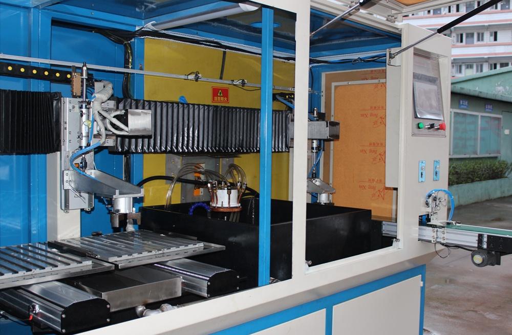 Máy xử lý nhiệt cảm ứng cho bánh răng kim loại
